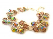 in bloom bracelet - rosaline